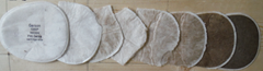 The construction of a air-purifying (particulate) respirator