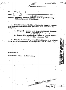 A Study of Assassination (CIA) - Page 1